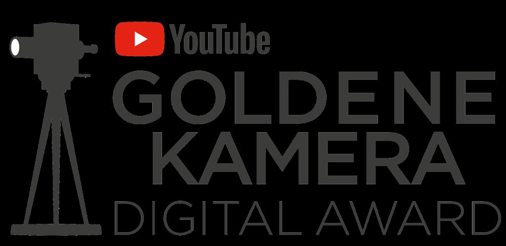 Logo Goldene Kamera