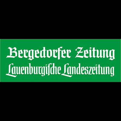 Bergedorfer Zeitung Lauenburgische Landeszeitung Logo