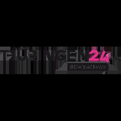 Thüringen24.de Logo #deinenews